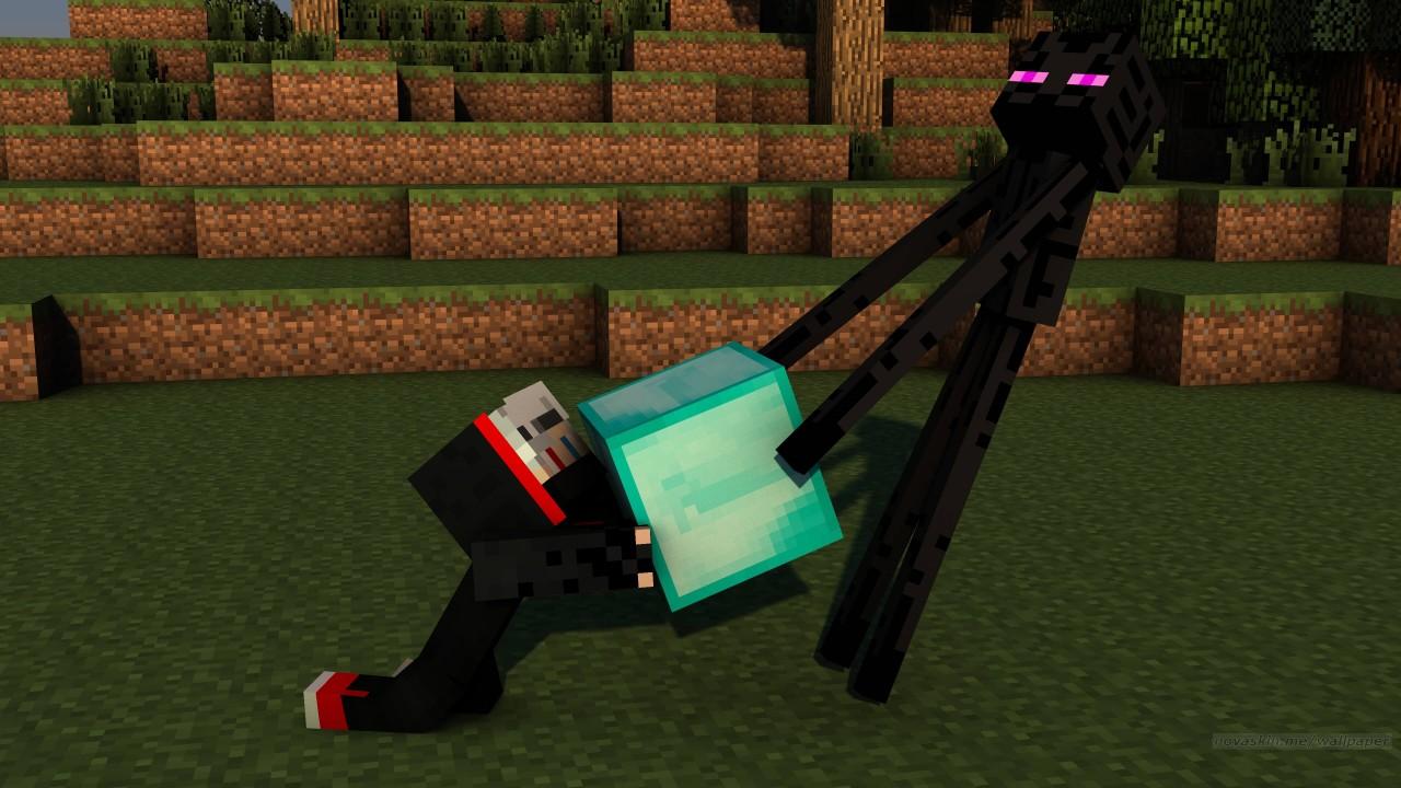 Как найти алмазы в Minecraft?