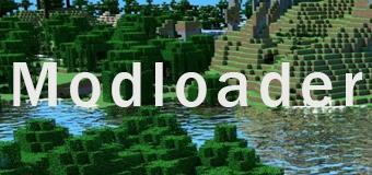 Мод Modloader 1.7.2+