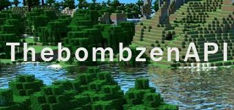 Мод ThebombzenAPI для Minecraft 1.8, 1.7.10, 1.7.2 ,1.6.4, 1.6.2, 1.5.2