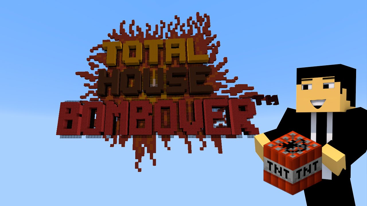 Карта Total House Bombover 1.8.9