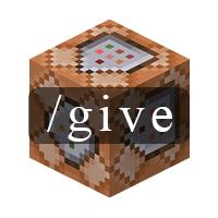 Генератор команды /give